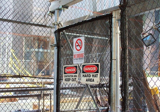 bouwplaatsbeveiliging