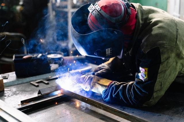 aluminium op staal lassen
